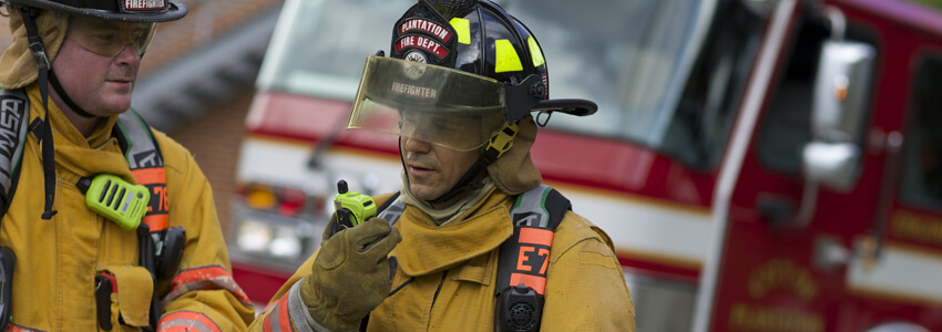 Fire and EMS Communication Solutions